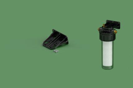 VARIO-HP Wandhalter Kunststoff