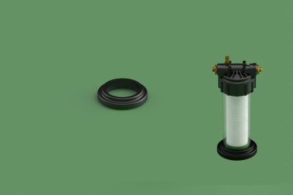 VARIO-HP Standfuß, Kunsttstoff